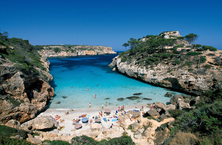 Prep�rate para la inolvidable Mallorca Playas del mundo