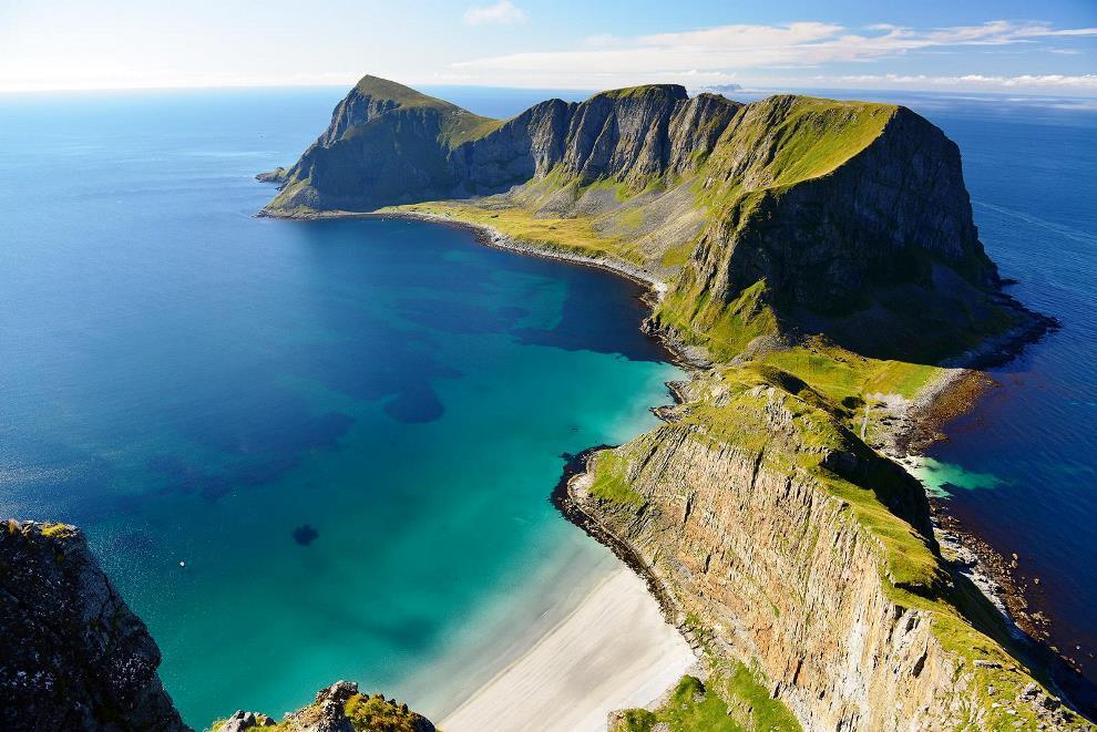 Isla de Værøy