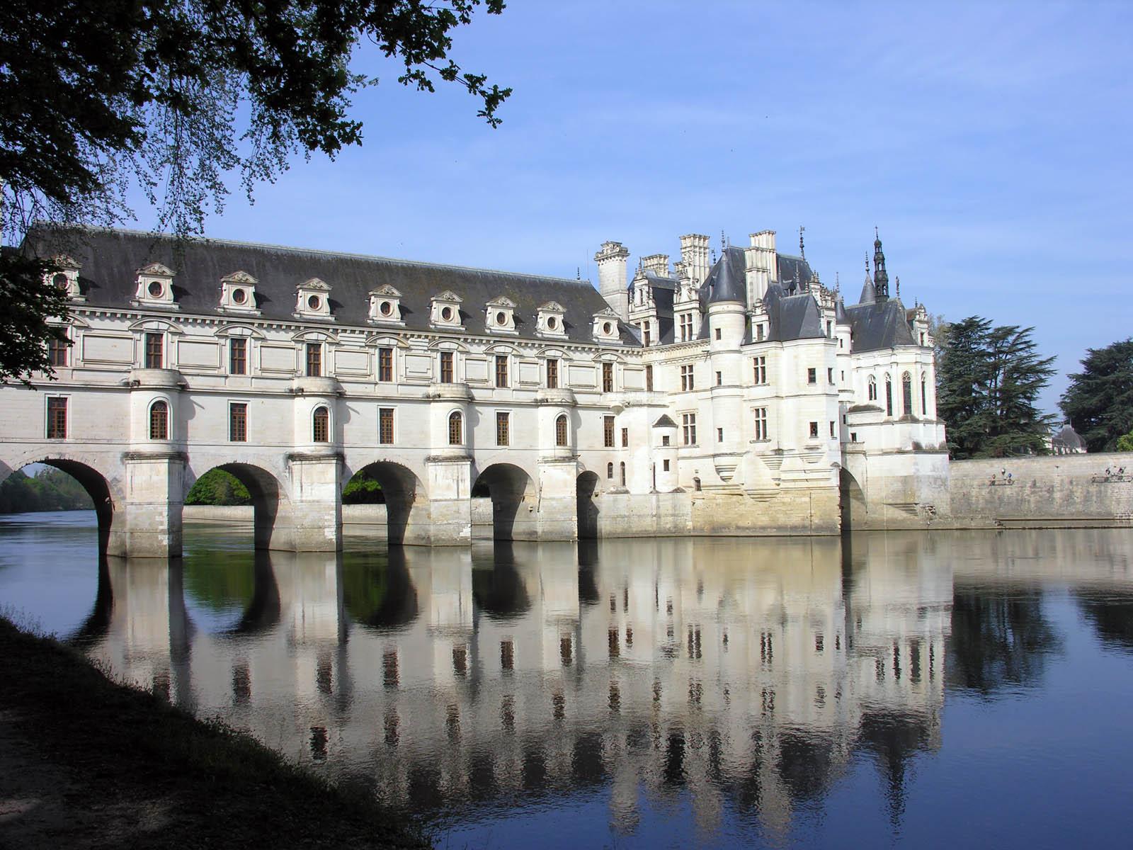 Conoce los Castillos del Valle de Loira