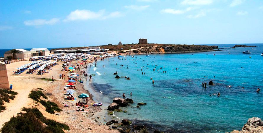 Tabarca, una peque�a isla a escasos kil�metros de Alicante Playas del mundo