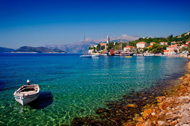 Descubre Croacia Playas del mundo