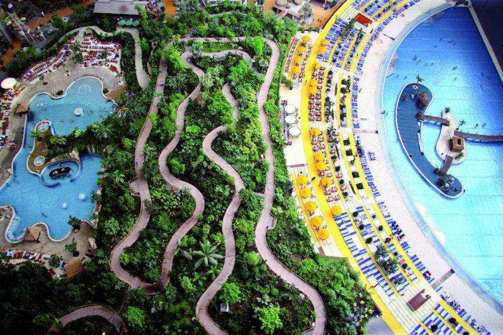Tropical Islands, el parque tropical de vacaciones m�s grande de Europa Playas del mundo