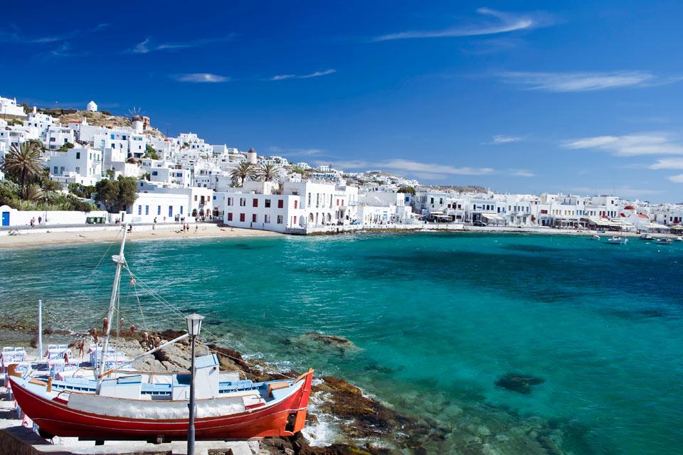 El Mediterráneo en diez destinos Playas en el mundo