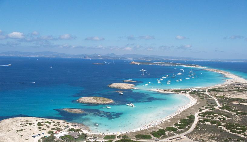 Formentera, el Caribe espa�ol Playas del mundo