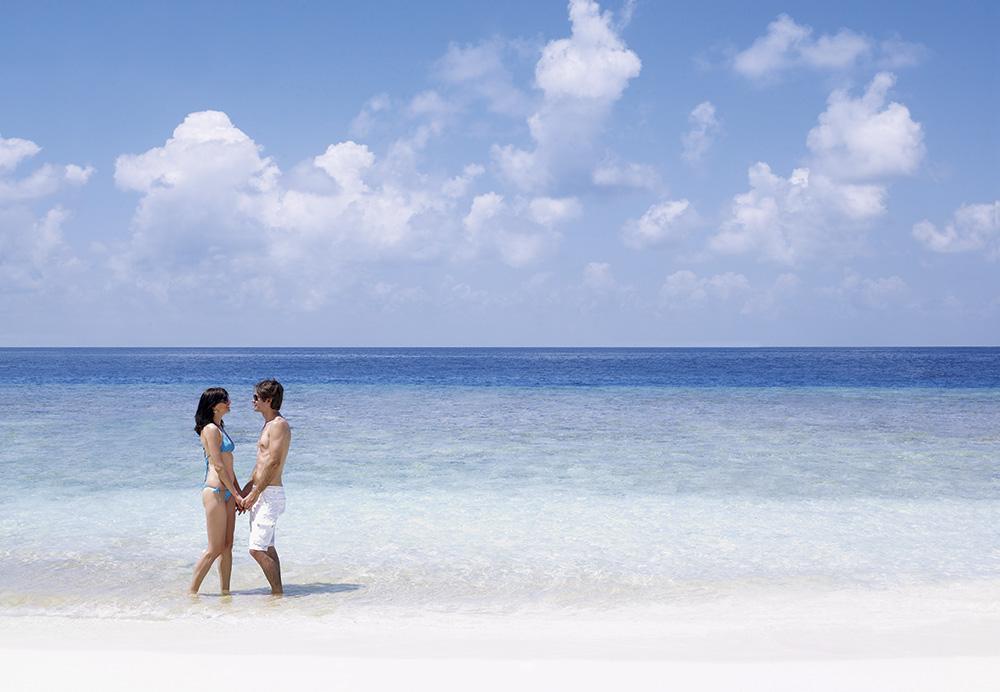 Las mejores playas del mundo para una Luna de Miel Playas en el mundo
