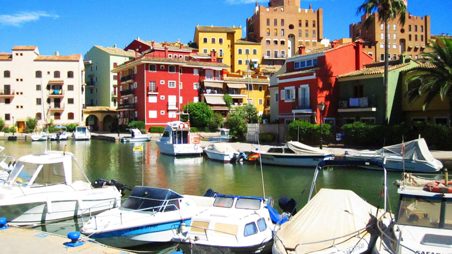 Port Saplaya, la Venecia en Valencia Playas del mundo