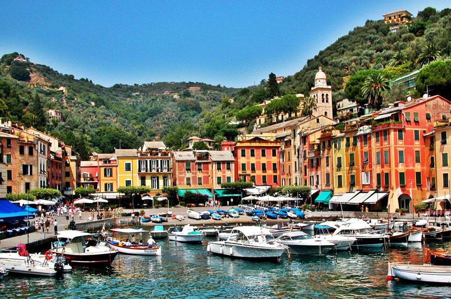 Maravillas naturales en el norte de Italia