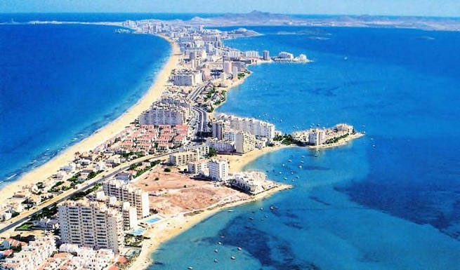 Qu� ver en La Manga, territorio de sol y playa Playas en el mundo