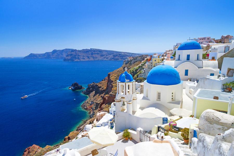 Santorini, un destino de ensueño en Grecia