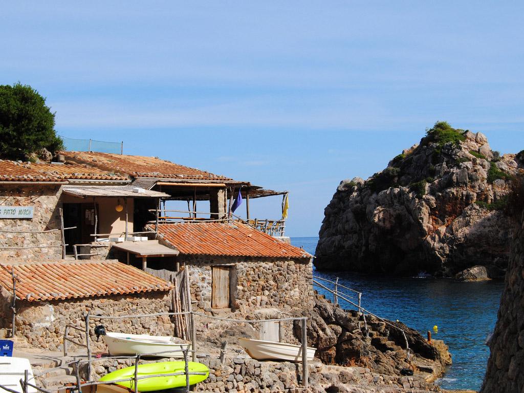 Deia la sierra de Tramontana Mallorca Playas del mundo
