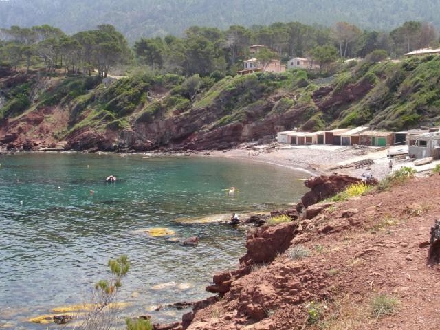 Playas de Port d�es Canonge Playas del mundo
