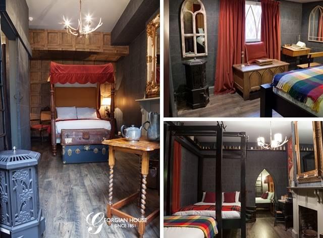 Abre en Londres el hotel de Harry Potter Playas del mundo