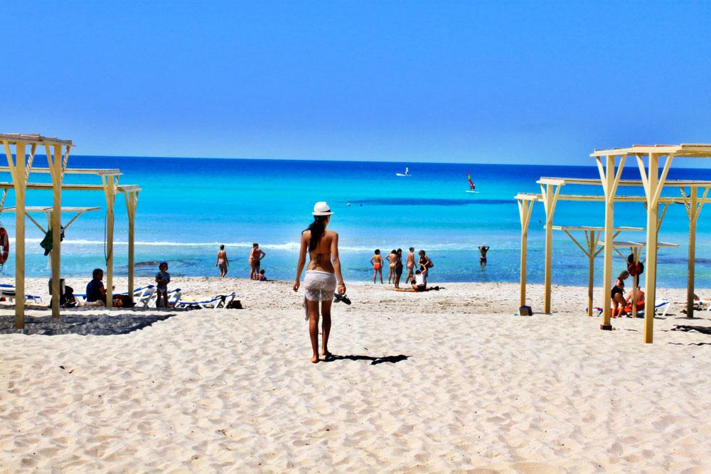 Formentera el Caribe espa�ol Playas del mundo