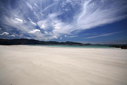 Playa de Carnota, A Coruña, Galicia