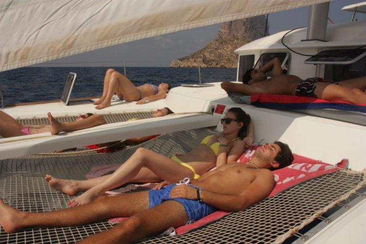 Vacacionar en un barco, la nueva tendencia veraniega Playas en el mundo