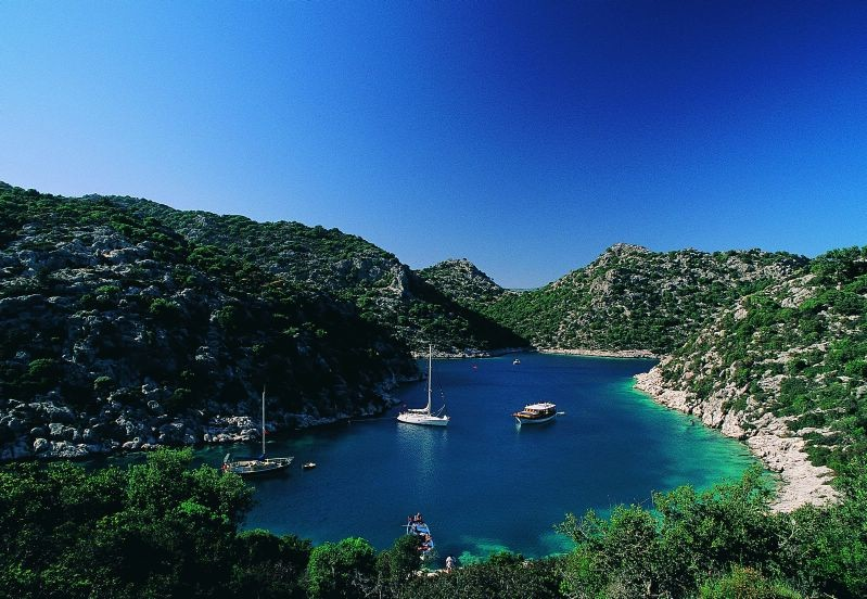 La costa turquesa y otras maravillas de Turqu�a Playas del mundo