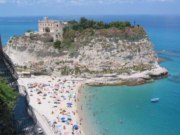 Calabria y su mar turquesa Playas del mundo