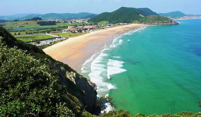 Las bellas playas de Cantabria y el encanto del mar Cantábrico Playas en el mundo