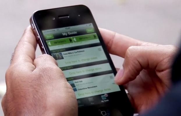 El móvil, algo indispensable para vacacionar Playas en el mundo