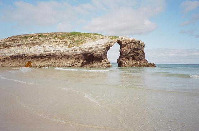 La Playa de las Catedrales en Lugo Playas en el mundo