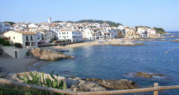 Calella de Palafrugell, el sitio en Girona que inspirá a Serrat Playas del mundo