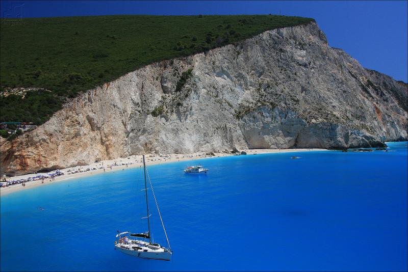 6 playas ???escondidas??? que es imposible que sean m�s turquesa (en islas J�nicas, Grecia) Playas del mundo