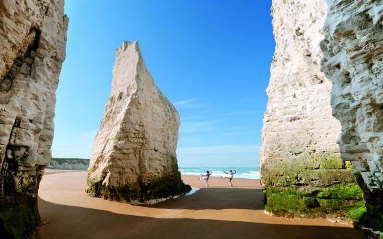 Cinco playas inglesas que sorprenden Playas del mundo