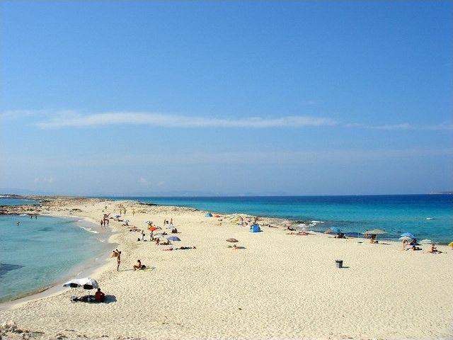 ¿Una playa para perderse? La de Illetes, en Formentera