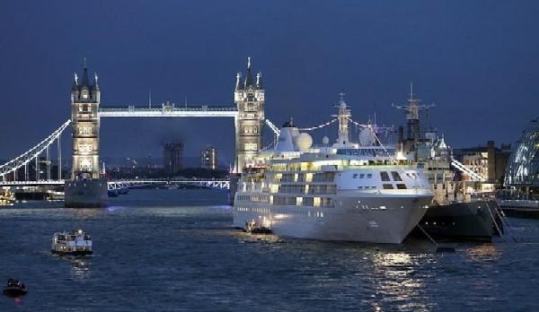 Greenwich tendr� su propia terminal de cruceros Playas del mundo