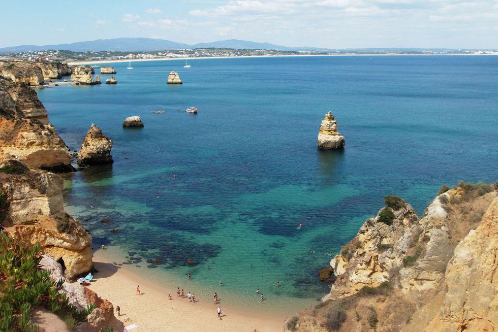 Algarve, de playa en playa