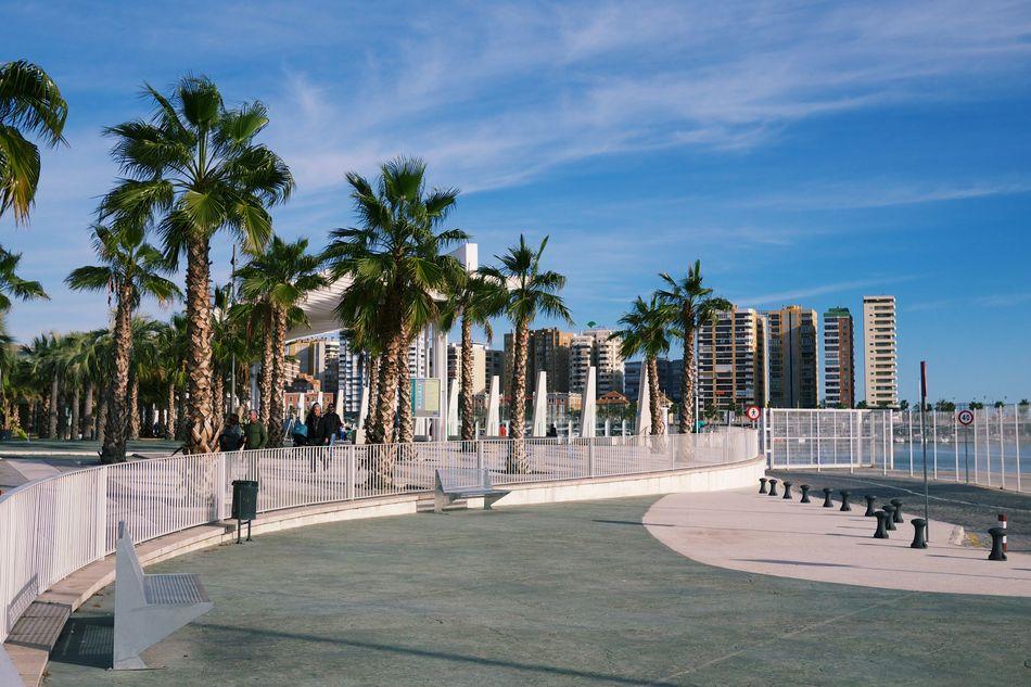 Un fin de semana relajante en Málaga