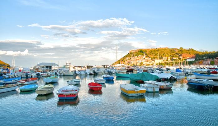 Una ruta por la pen�nsula de Argentario (Toscana) Playas del mundo