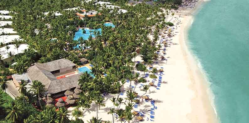 Playas con Historia: Playa Bávaro con Meliá Hotels International