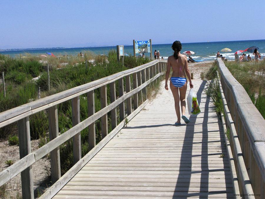 Playas de San Pedro del Pinatar Playas del mundo