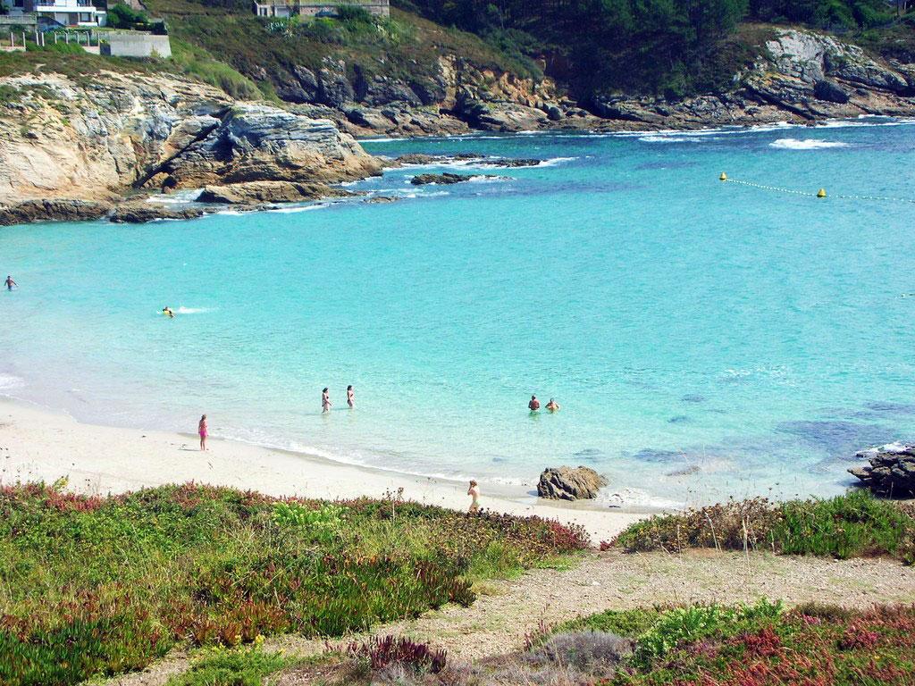 Playas de Sanxenxo Playas del mundo