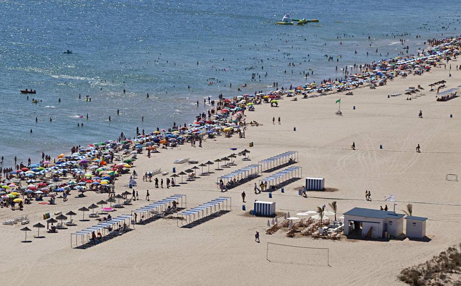 Playas de Gand�a Playas del mundo