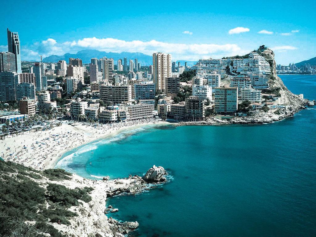 Playas de Benidorm Playas del mundo