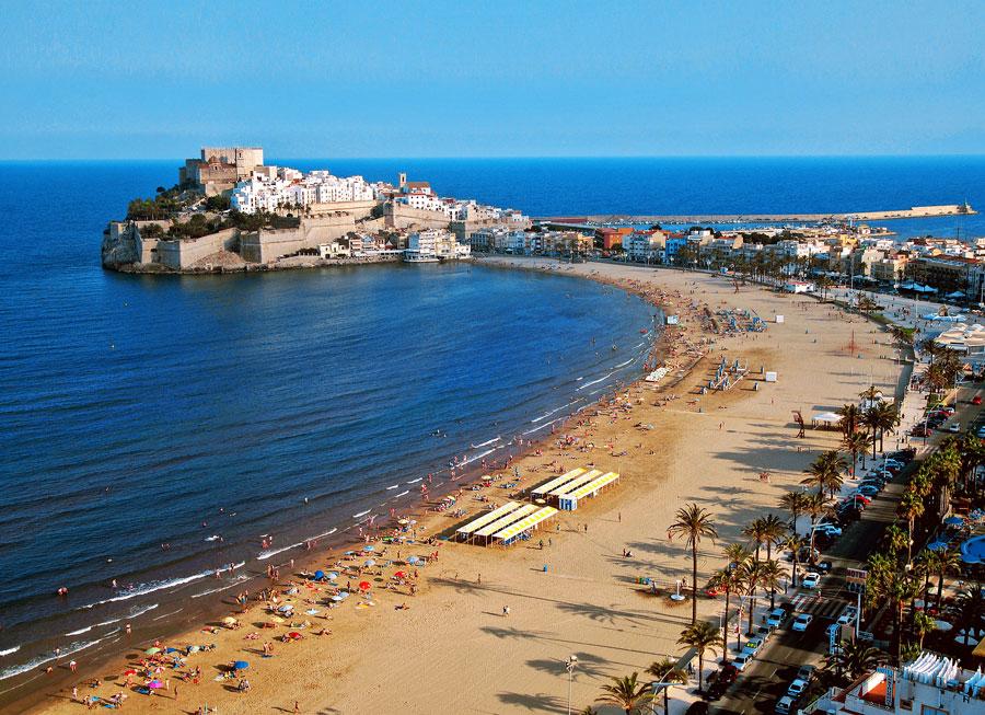 Playas de Costa de Valencia Playas del mundo
