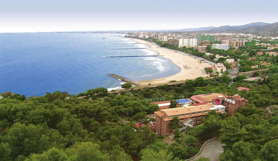 Playas de Costa del Azahar Playas del mundo